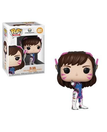 Фигурка Overwatch – D.Va (Funko POP!)