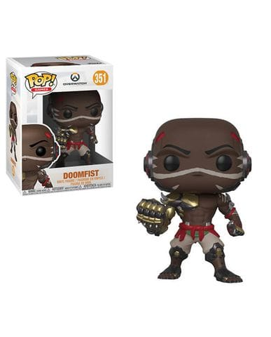 Фигурка Overwatch – Doomfist (Funko POP!)