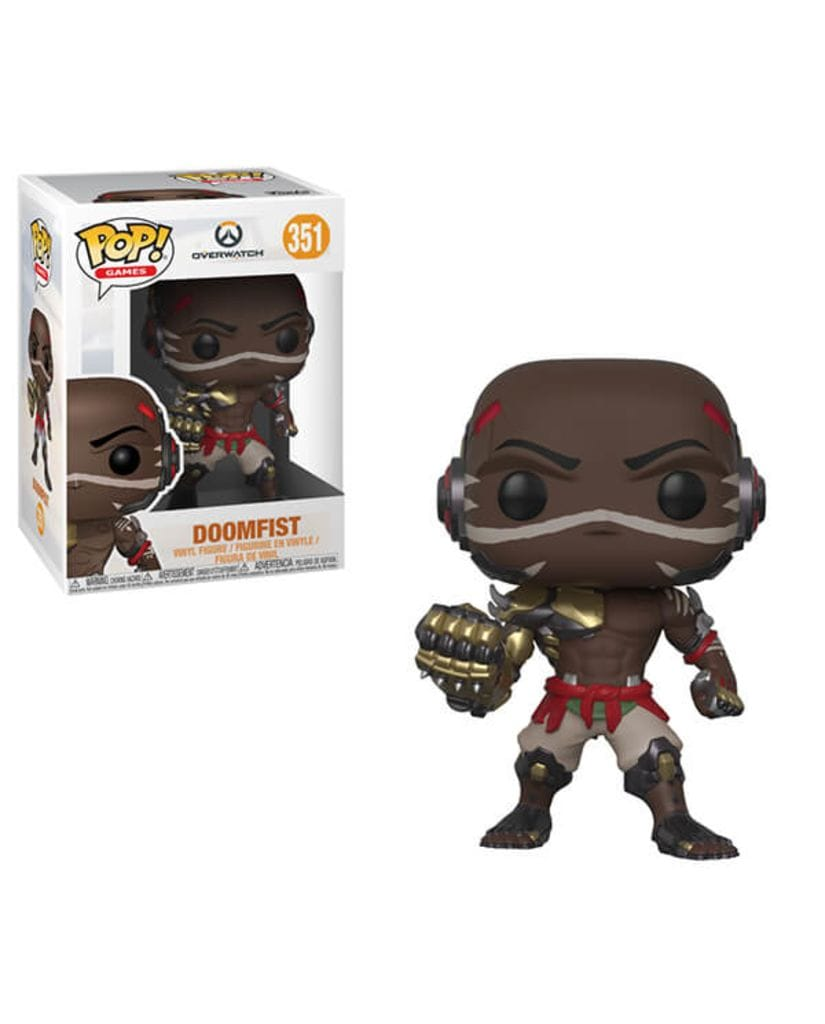Фигурка Overwatch - Doomfist (Funko POP!)