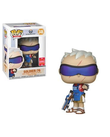 Фигурка Overwatch - Grillmaster Soldier 76 (Funko POP!) [Exclusive]