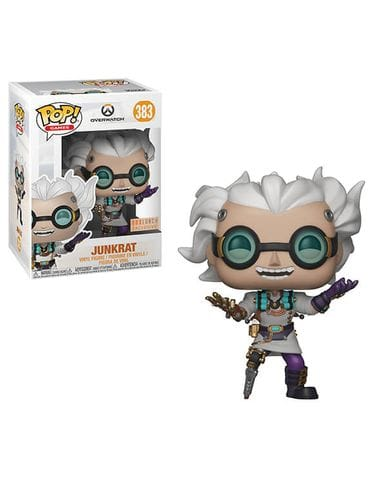 Фигурка Overwatch - Junkrat Junkenstein (Funko POP!) [Exclusive]