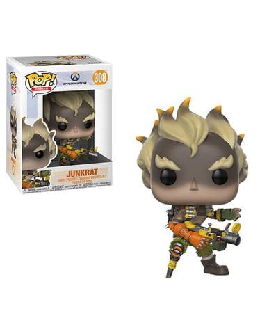Фигурка Overwatch - Junkrat (Funko POP!)