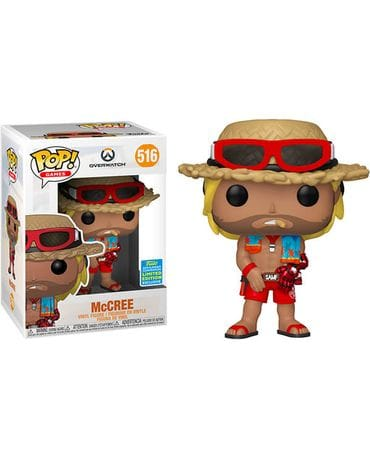 Фигурка Overwatch – McCree Summer Skin (Funko POP!) [Exclusive]