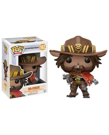 Фигурка Overwatch - McCree (Funko POP!)