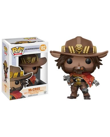 Фигурка Overwatch - McCree (Funko POP! Vinyl)
