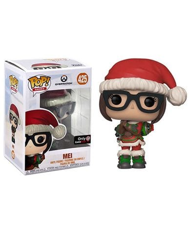 Фигурка Overwatch - Mei Winter Wonderland (Funko POP!) [Exclusive]