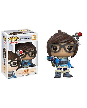 Фигурка Overwatch - Mei (Funko POP!)