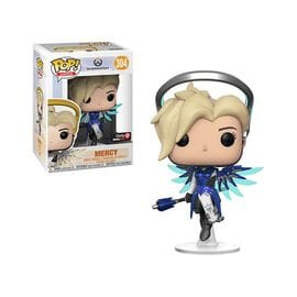 Фигурка Overwatch - Mercy Cobalt (Funko POP!) [Exclusive]