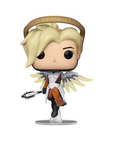 Фигурка Overwatch - Mercy Diamond Glitter (Funko POP!) [Exclusive]
