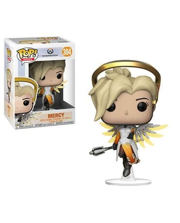 Фигурка Overwatch - Mercy (Funko POP!)