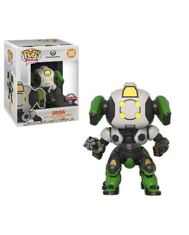 Фигурка Overwatch - Orisa OR-15 (Funko POP!)