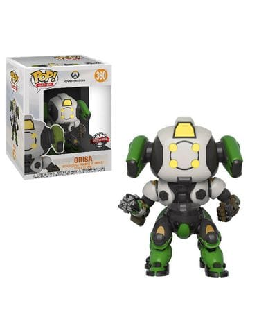 Фигурка Overwatch - Orisa OR-15 (Funko POP!) [Exclusive]