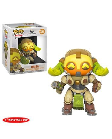 Фигурка Overwatch – Orisa (Funko POP!)
