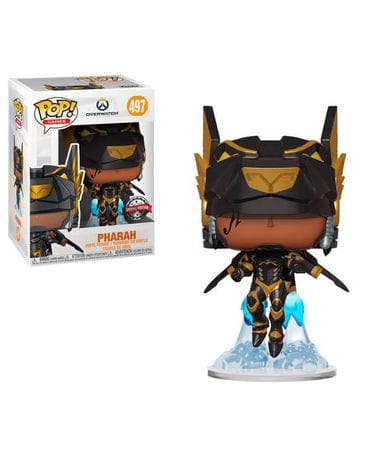 Фигурка Overwatch - Pharah Anubis (Funko POP!) [Exclusive]