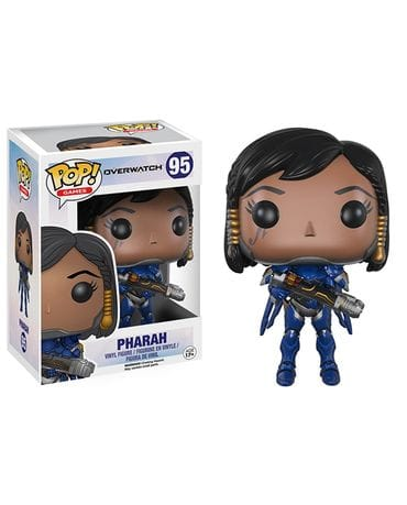Фигурка Overwatch – Pharah (Funko POP!) [Exclusive]