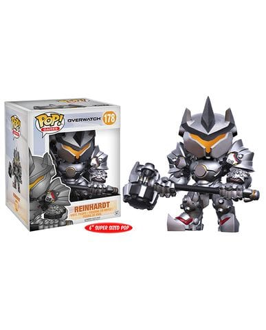Фигурка Overwatch - Reinhardt (POP! Vinyl)