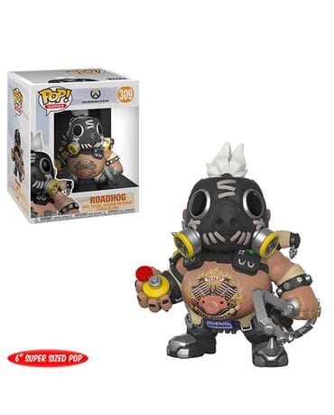Фигурка Overwatch - Roadhog (Funko POP!)