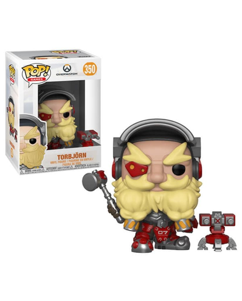 Фигурка Overwatch - Torbjorn (Funko POP!)