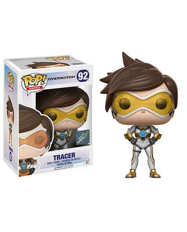 Фигурка Overwatch – Tracer Posh (Funko POP!) [Exclusive]