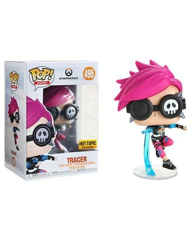 Фигурка Overwatch - Tracer Punk (Funko POP!) [Exclusive]