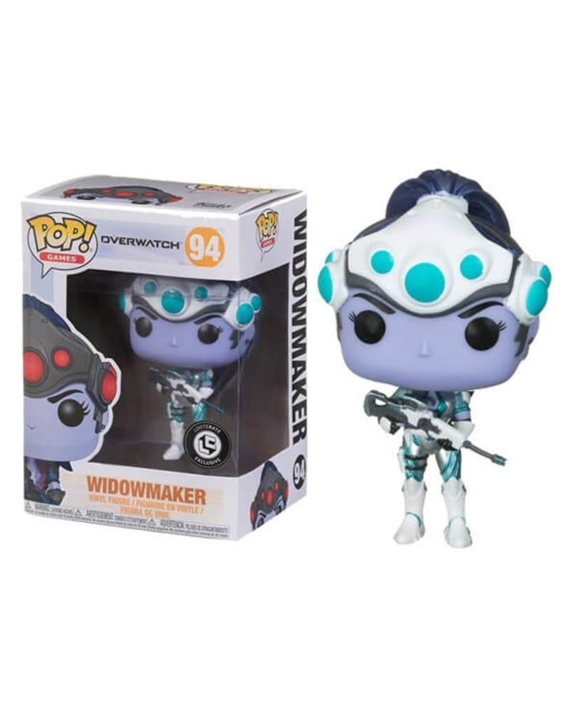 Фигурка Overwatch - Widowmaker Winter Wonderland (Funko POP!) [Exclusive]