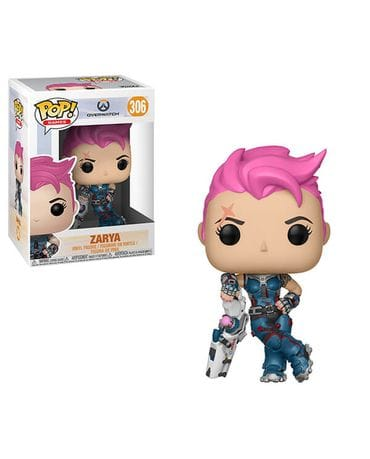 Фигурка Overwatch - Zarya (Funko POP!)