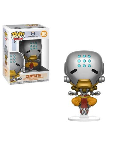 Фигурка Overwatch - Zenyatta (Funko POP!)