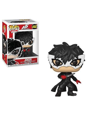 Фигурка Persona 5 - The Joker (Funko POP!)
