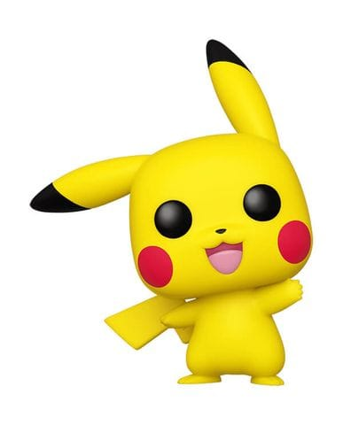 Фигурка Pokemon - Pikachu (Funko POP!)