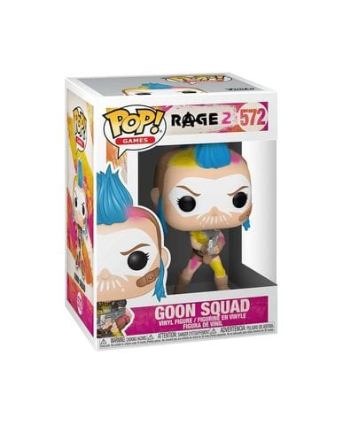 Фигурка Rage 2 - Goon Squad (Funko POP!)