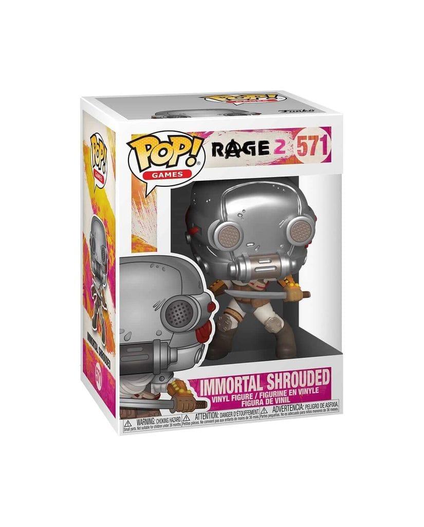 Фигурка Rage 2 - Immortal Shrouded (Funko POP!)