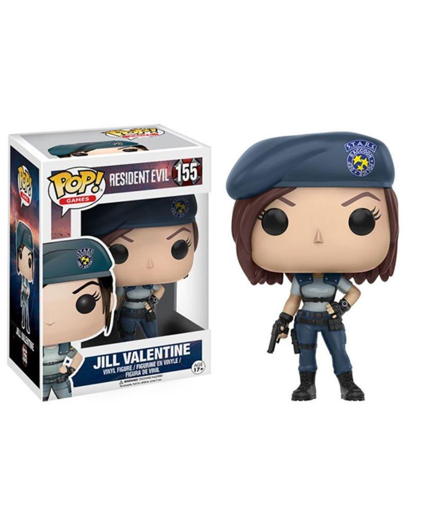 Фигурка Resident Evil - Jill Valentine (Funko POP!)