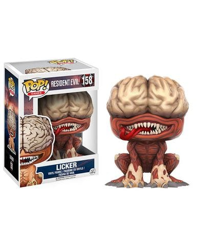 Фигурка Resident Evil - Licker (Funko POP!)