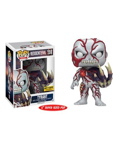 Фигурка Resident Evil - Tyrant (POP! Vinyl) [Exclusive]