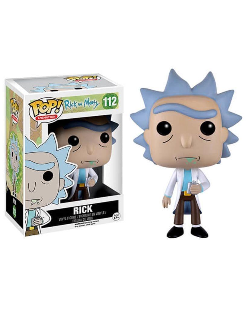 Фигурка Rick and Morty – Rick (Funko POP!)