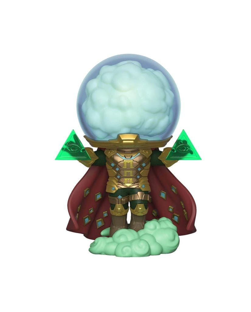 Фигурка Spider-Man: Far from Home - Mysterio (Funko POP!)