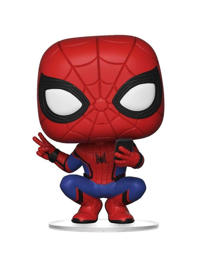 Фигурка Spider-Man: Far from Home - Spider-Man Hero Suit (Funko POP!)