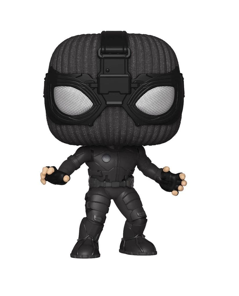 Фигурка Spider-Man: Far from Home - Spider-Man Stealth Suit (Funko POP!)