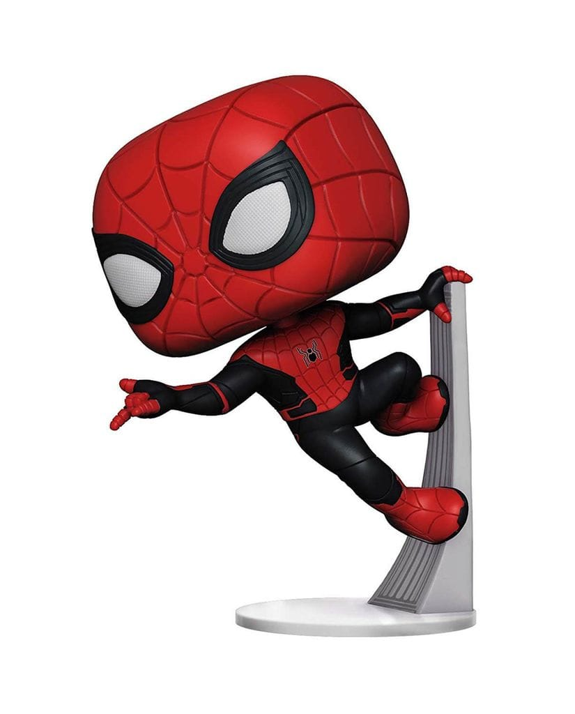 Фигурка Spider-Man: Far from Home - Spider-Man Upgraded Suit (Funko POP!)
