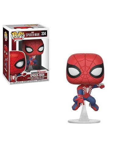 Фигурка Spider-Man (2018) - Spider-Man (Funko POP!) [Exclusive]