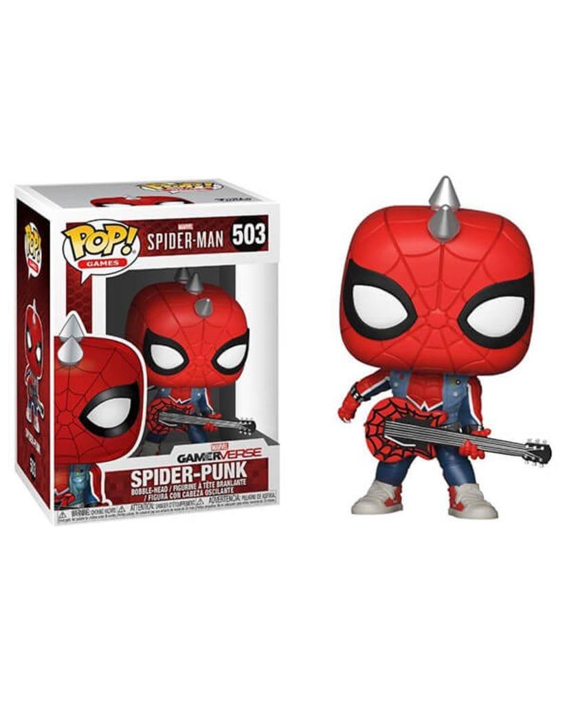 Фигурка Marvel's Spider-Man - Spider-Punk (Funko POP!) [Exclusive]