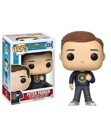 Фигурка Spider-Man: Homecoming - Peter Parker (Funko POP!)