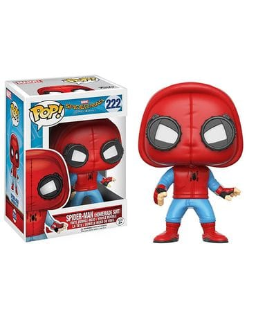 Фигурка Spider-Man: Homecoming – Spider-Man Prototype (Funko POP!)