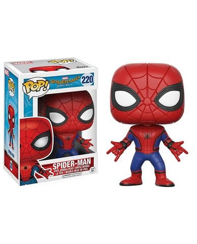 Фигурка Spider-Man: Homecoming - Spider-Man (Funko POP! Vinyl)