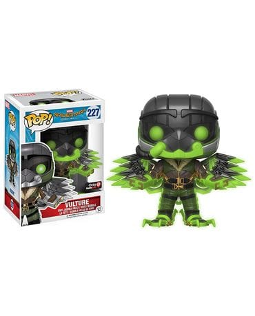 Фигурка Spider-Man: Homecoming - Vulture Glow (Funko POP! Vinyl) [Exclusive]