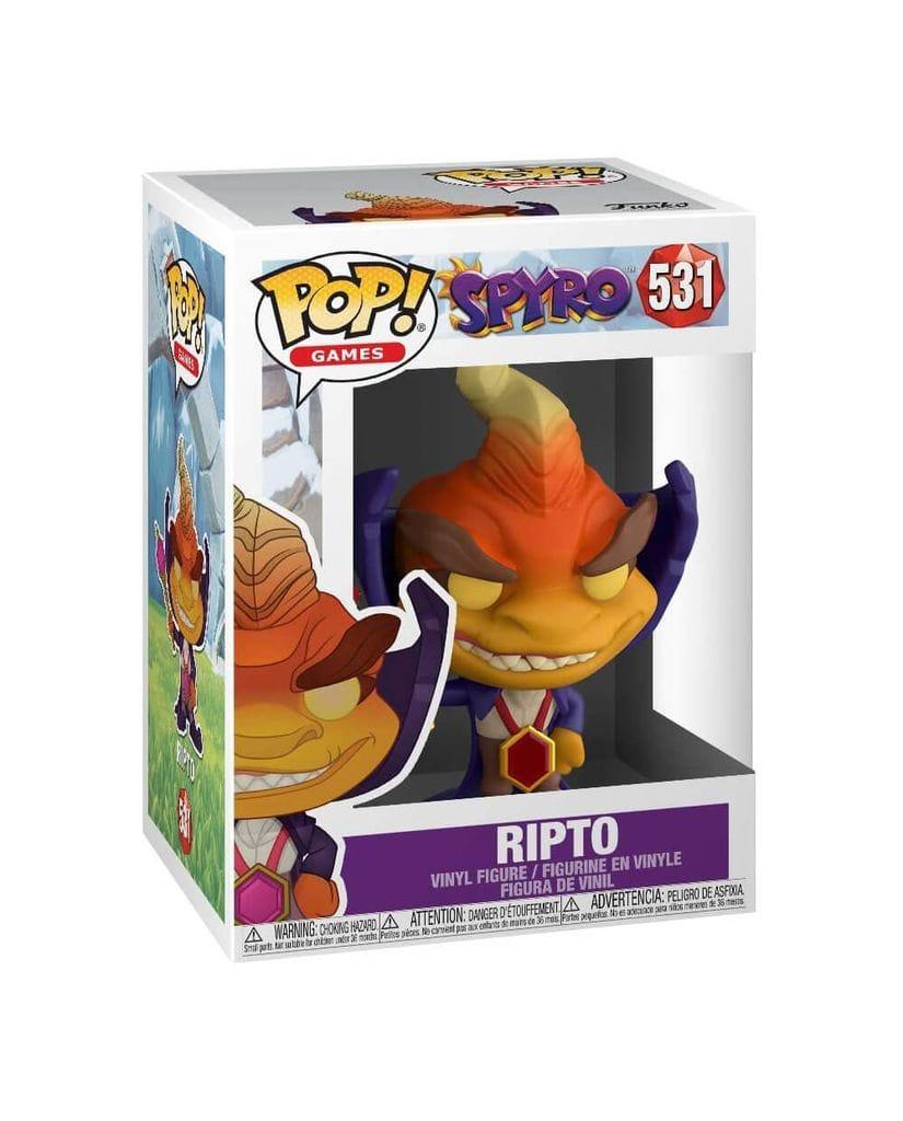 Фигурка Spyro the Dragon – Ripto (Funko POP!)