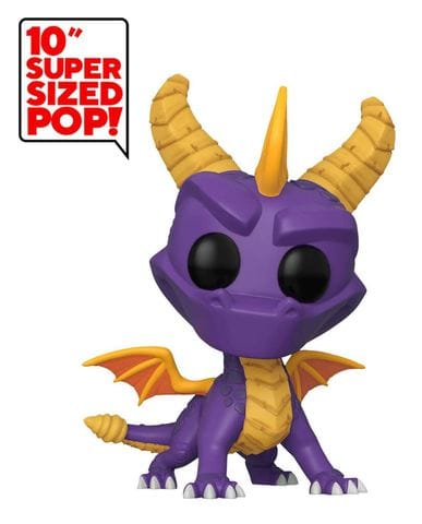 Фигурка Spyro the Dragon - Spyro Super Sized (Funko POP!) [Exclusive]
