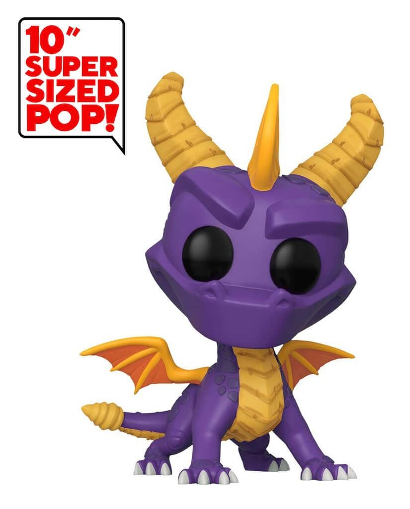 Фигурка Spyro the Dragon – Spyro Super Sized (Funko POP!) [Exclusive]