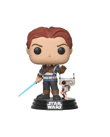 Фигурка Star Wars Jedi: Fallen Order - Cal Kestis with BD-1 (Funko POP!)