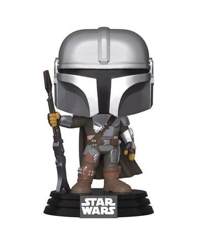 Фигурка Star Wars: The Mandalorian - Mandalorian New Armor (Funko POP!)